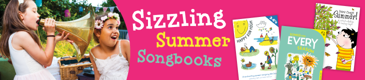 Summer Songbooks