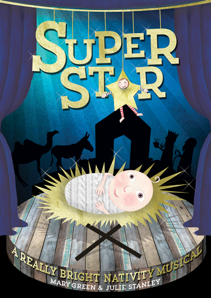 Superstar | Nativity Play | Out of the Ark Music