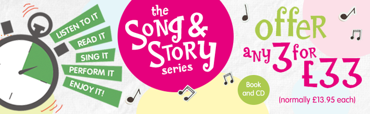 Song & Story Early Years Songbook Offer