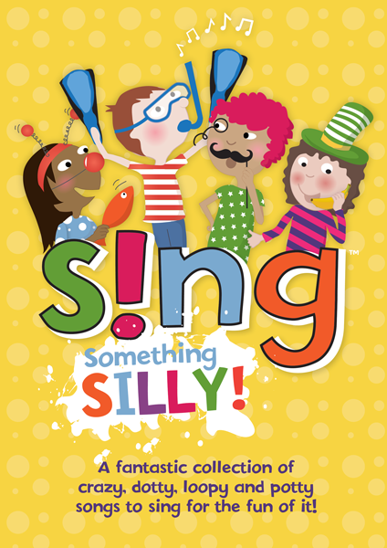 Sing Something Silly! | Choir Songbook | Out of the Ark