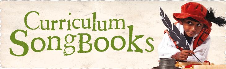 Curriculum Songbooks for Primary Schools