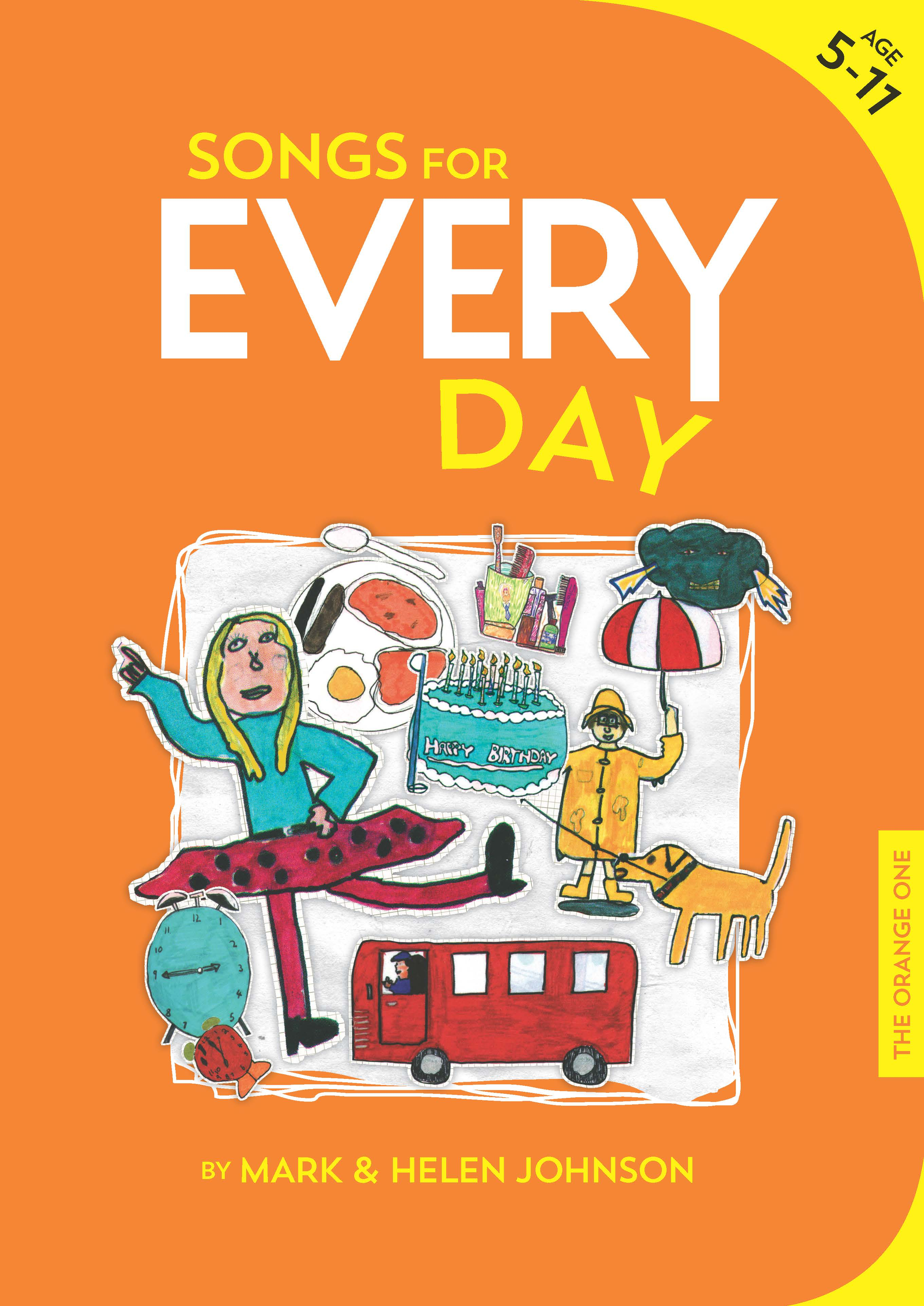 Songs for EVERY Day   School Songs   Out of the Ark Music