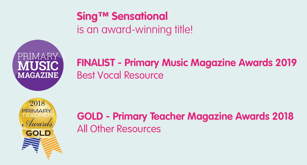 Sing Sensational | Assembly Songbooks | Out of the Ark Music