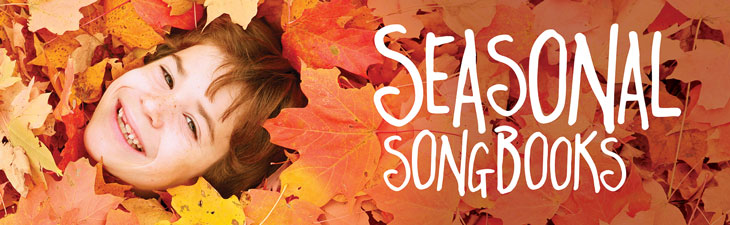 Seasonal Songbooks for Primary Schools
