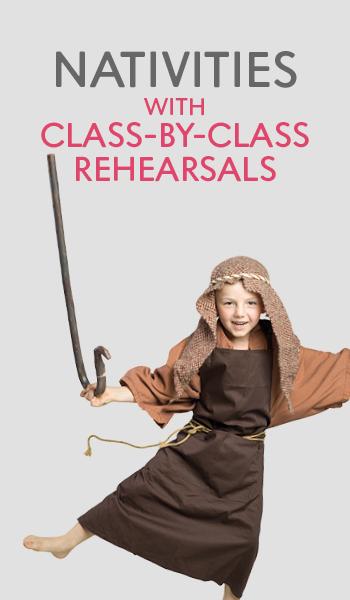 Class-by-class nativities