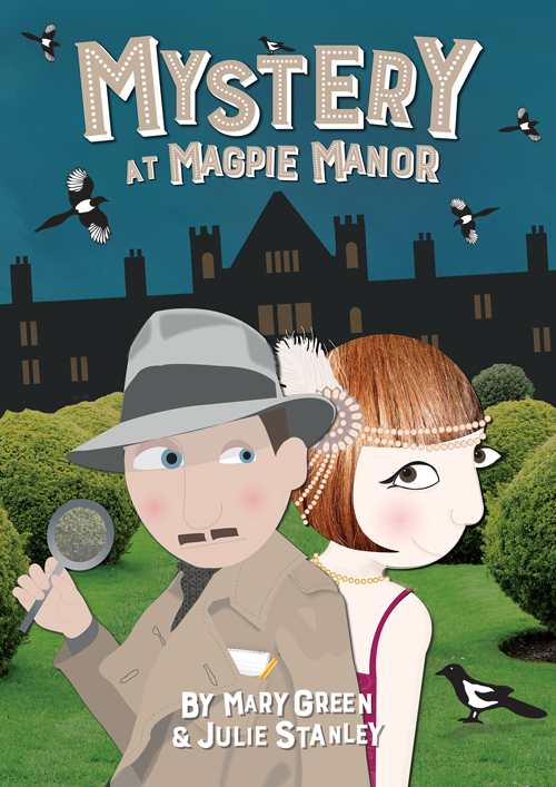 Mystery at Magpie Manor