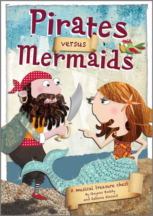 Pirates versus Mermaids