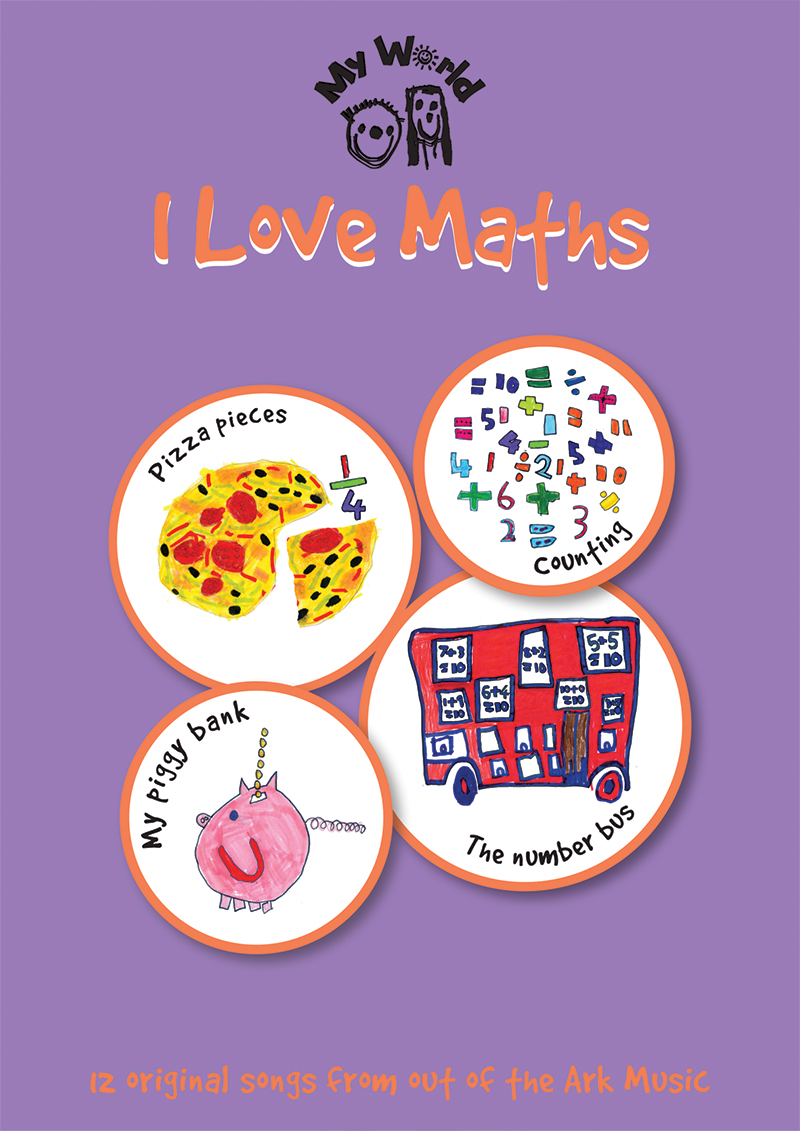 My World I Love Maths