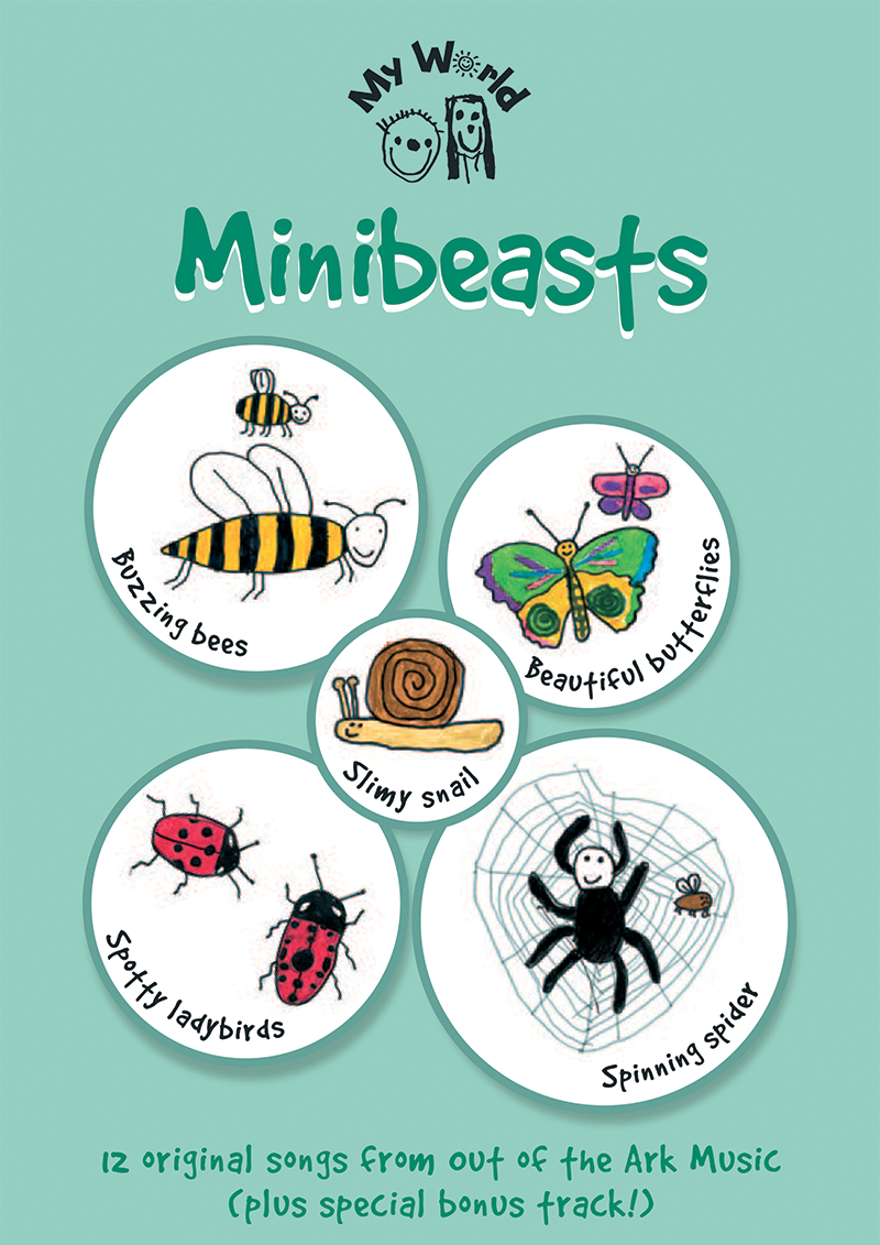 My World Minibeasts