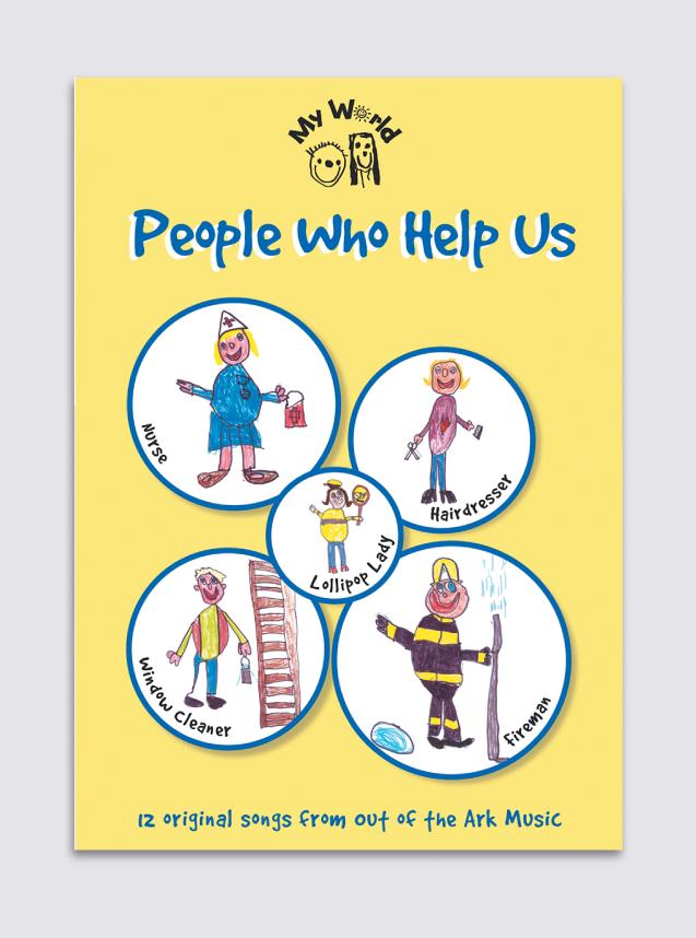 9. People Who Help Us