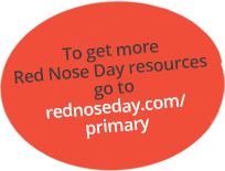 To order your free Red Nose Day Fundraising Resource pack visit: rednoseday.com/schoolspack