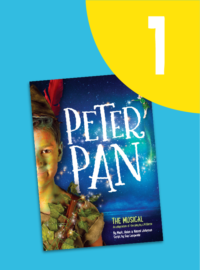 1. Peter Pan The Musical