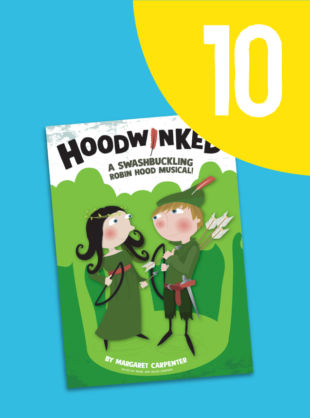 10. Hoodwinked