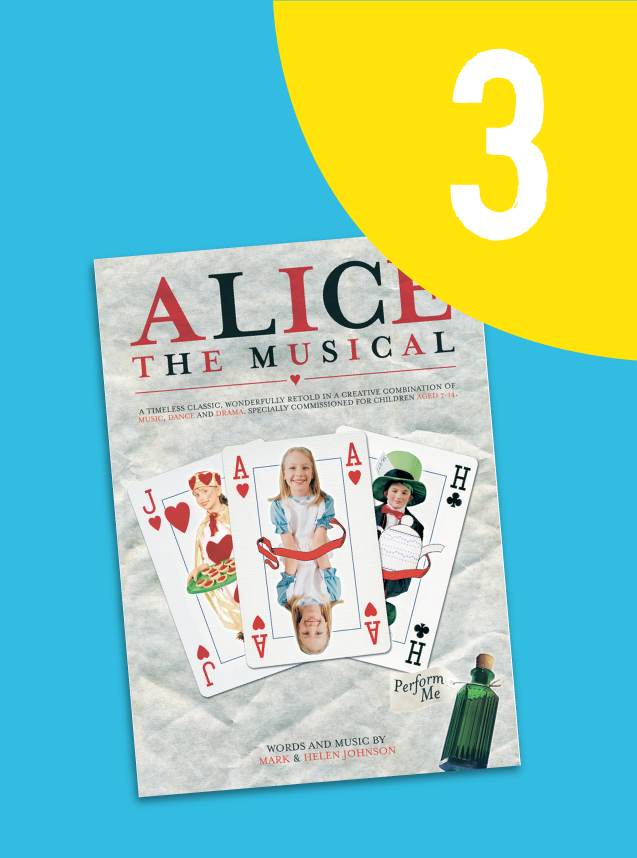 3. Alice The Musical