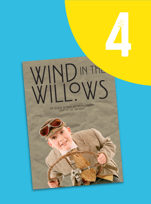 4. Wind In The Willows
