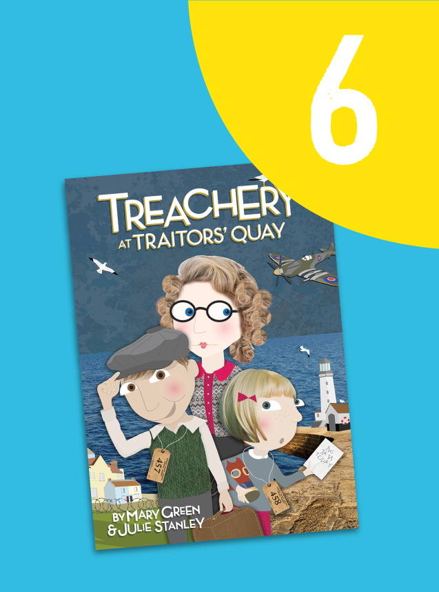 6. Treachery At Traitors' Quay
