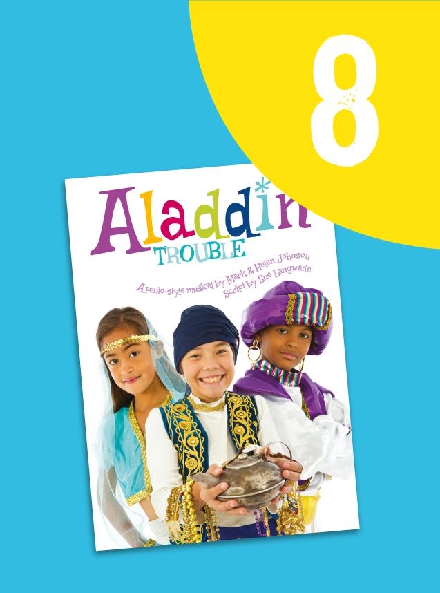 8. Aladdin Trouble