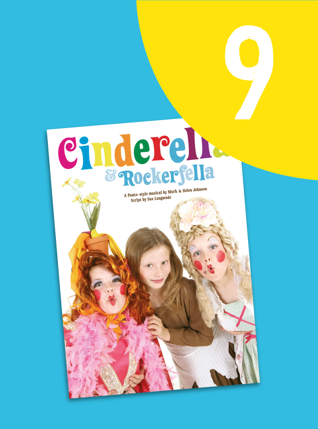 9. Cinderella and Rockerfella