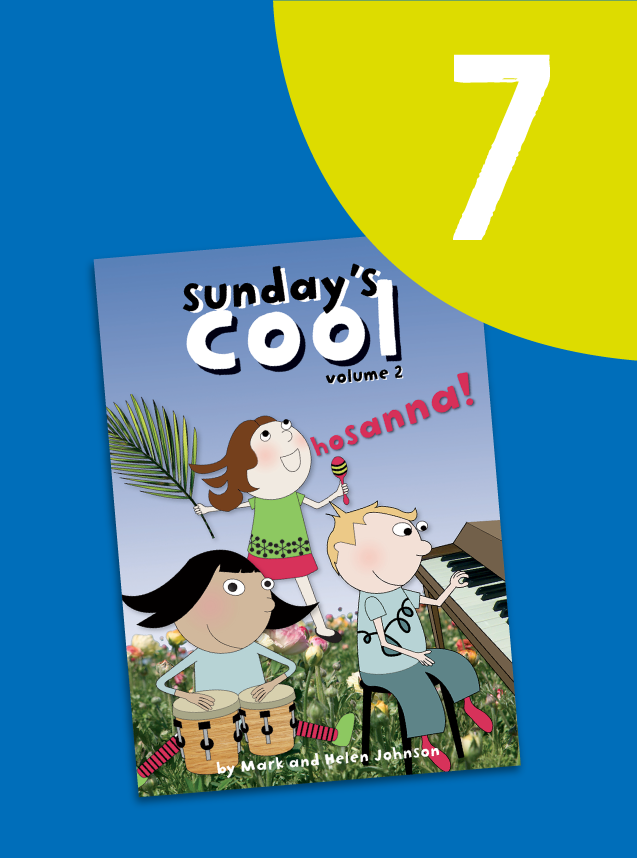 7. Sunday's Cool - Hosanna!
