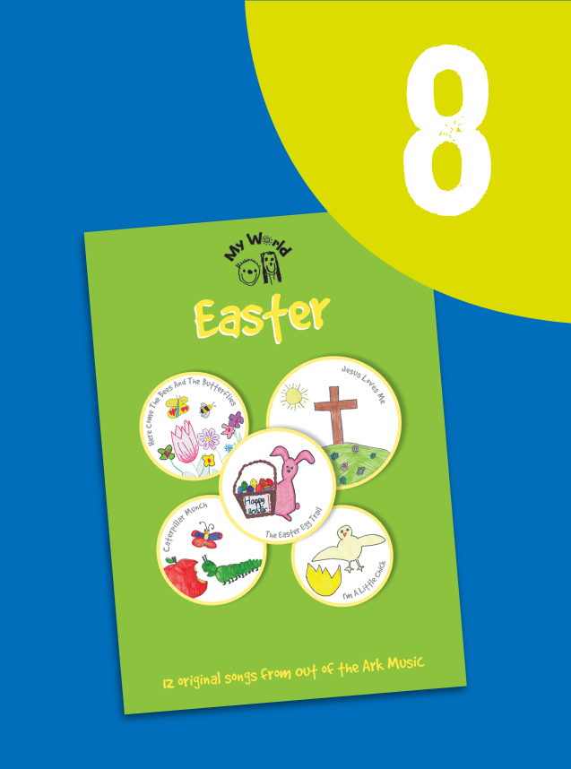 8. My World: Easter