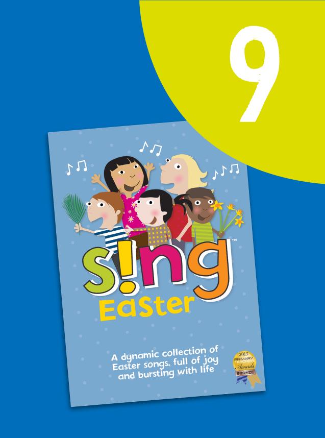 9. Sing™ Easter