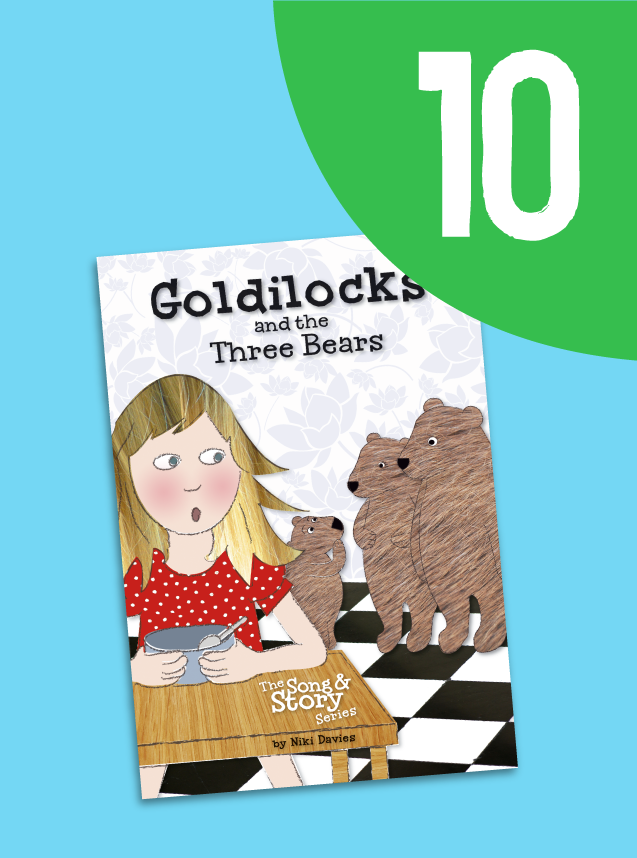10. Goldilocks And The Three Bears