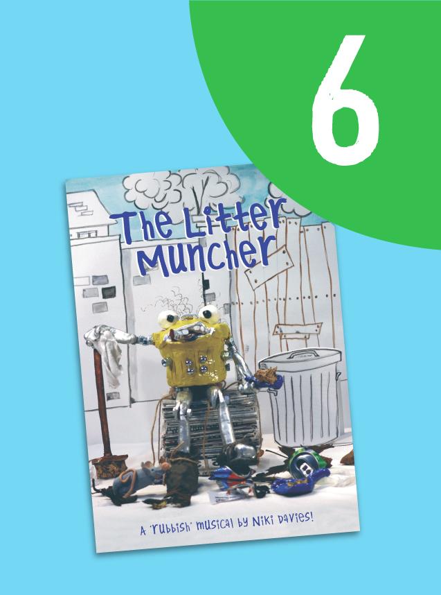 6. The Litter Muncher