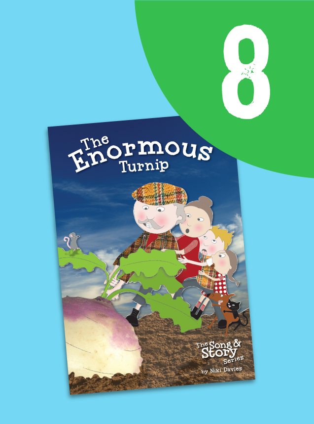 8. The Enormous Turnip