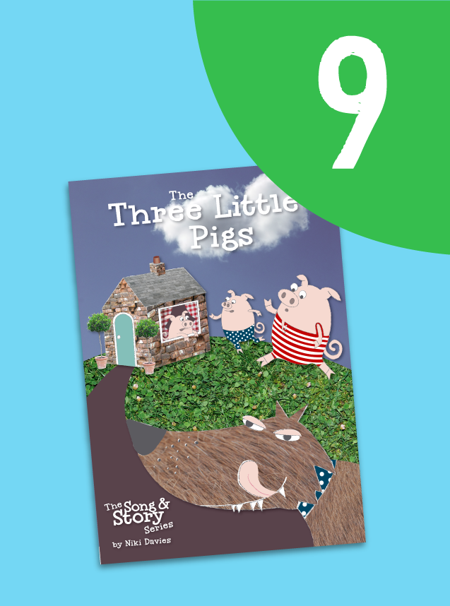 9. The Three Little Pigs