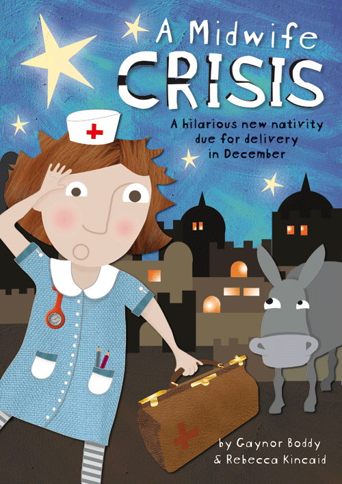 a midwife crisis nativity play out of the ark music