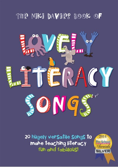 Niki Davies Lovely Literacy Songbook