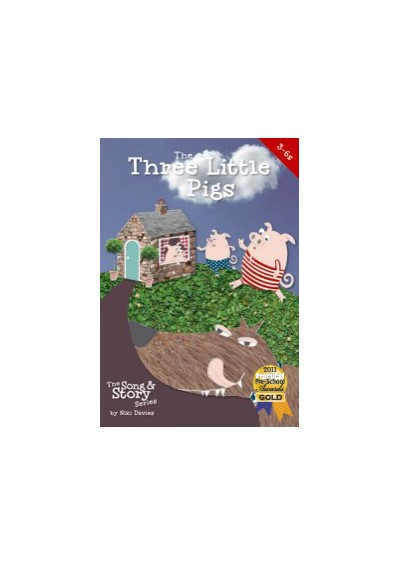 Song taken from Song & Story: The Three Little Pigs