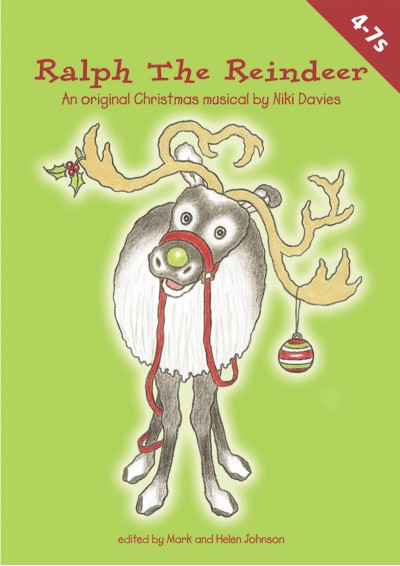 Ralph the Reindeer Christmas Play