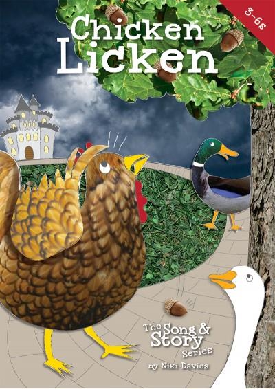 Chicken Licken Children's song and story book