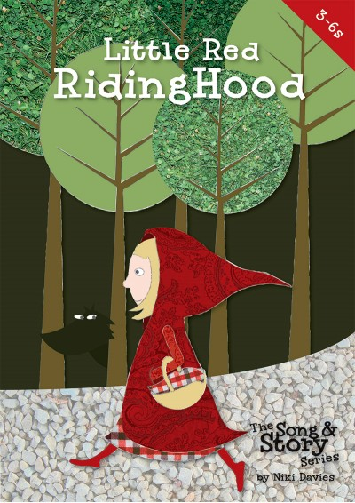 Little Red Riding Hood Song and story book
