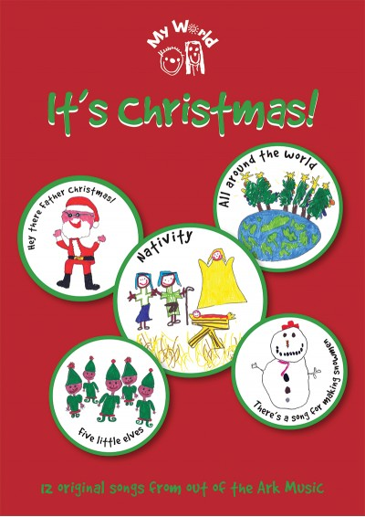 It's christmas children's christmas songbook
