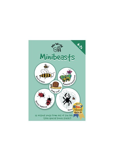 Song taken from My World: Minibeasts