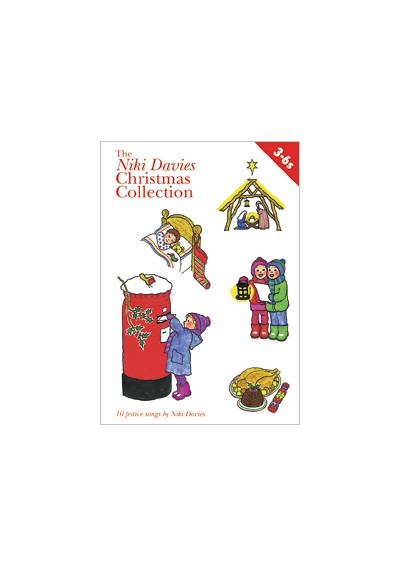 Song taken from The Niki Davies Christmas Collection
