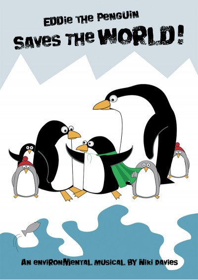 Eddie The Penguin Saves The World! Primary School musical