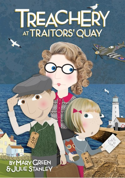 Treachery At Traitors' Quay | Musicals | Out of the Ark