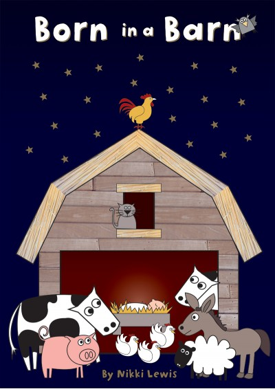 Born In A Barn Primary School Nativity play