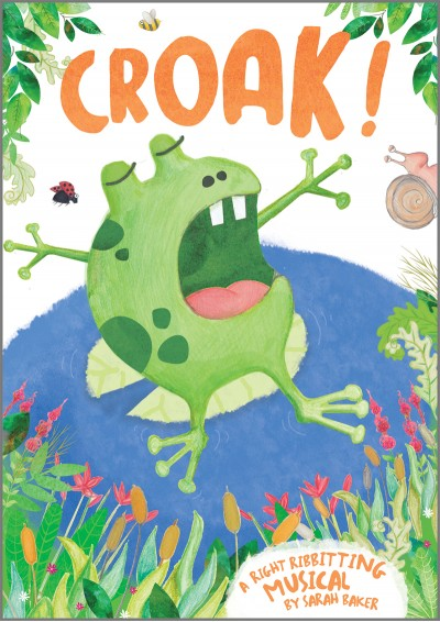 Croak! | School Childrens Song | Out of the Ark Music