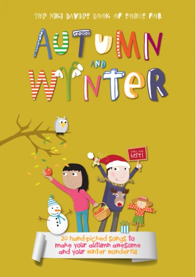 Song taken from The Niki Davies Book Of Songs For Autumn & Winter