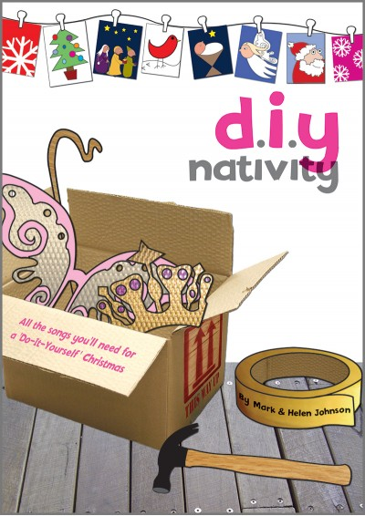 DIY Nativity primary School nativity play