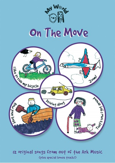 On The Move primary school songbook