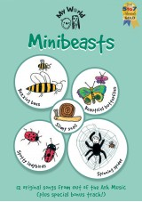 Minibeasts Primary School Songbook