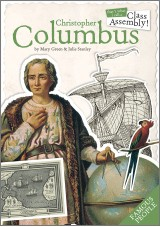 Christopher Columbus class assembly book