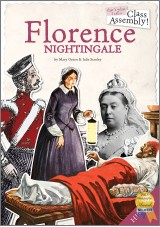 Florence Nightingale class assembly book