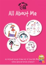All about me children's songbook