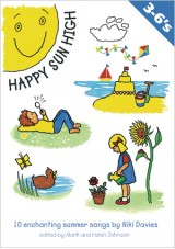 Happy Sun High early years summer songbook